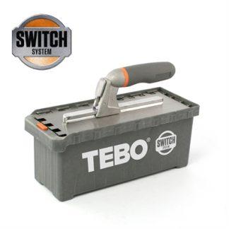 Tebo Switch laattakampa laatikko