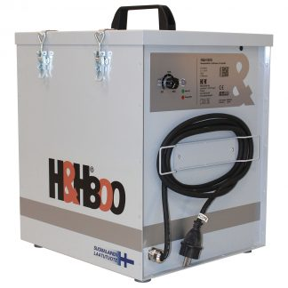 H&H 800 alipaineistaja Hepa-suodattimella