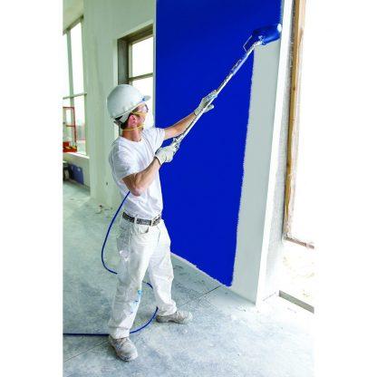 Graco Jetroller seinän maalaus