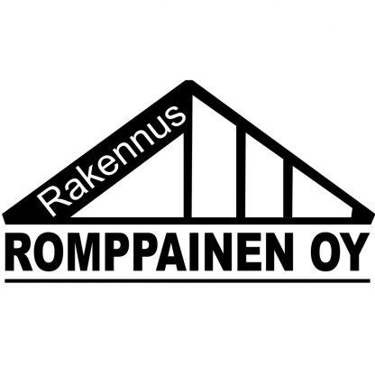 Rakennus Romppainen logo