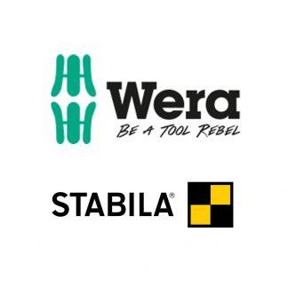 Wera & Stabila paketti