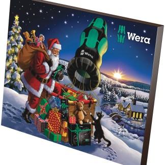 Wera joulukalenteri 2020