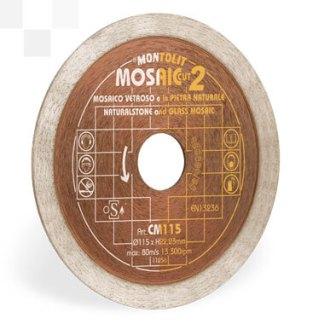 Montolit CM Mosaic Cut timanttilaikka 115 mm