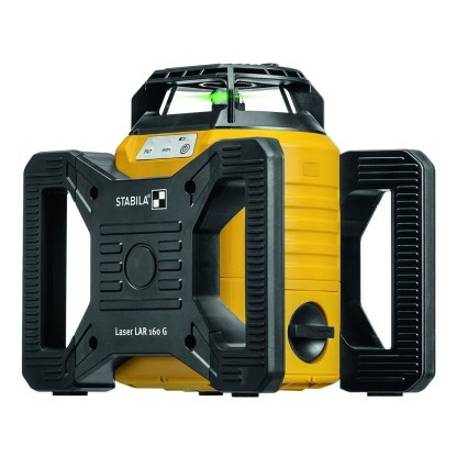 Stabila LAR 160 pyörivä laser vihreä