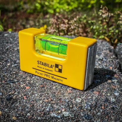 Stabila Pocket Pro Magnetic vatupassi