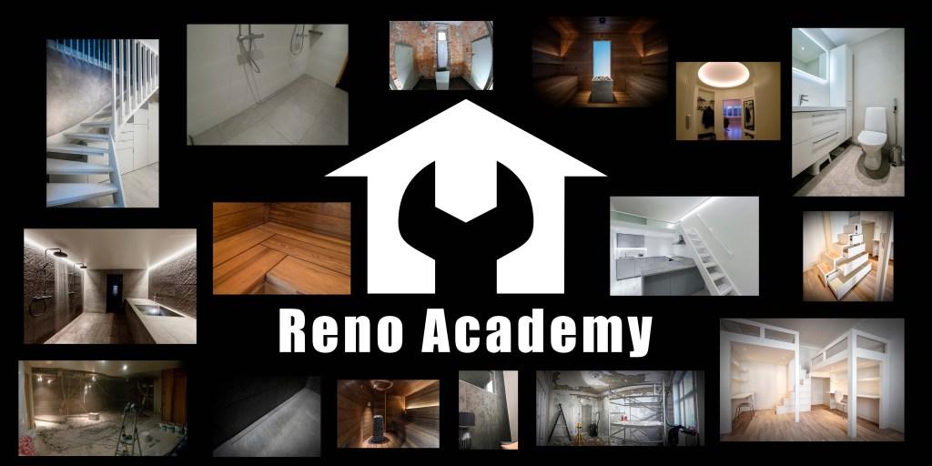 Reno Academy koulutuskeskus