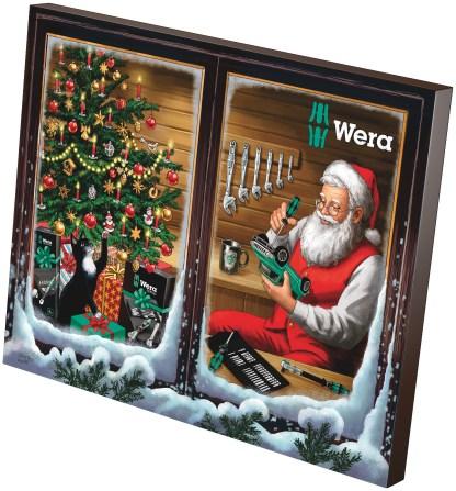 Wera joulukalenteri 2021